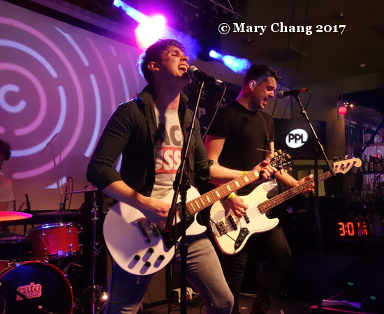 The Sandinistas, British Music Embassy, Thursday 16 March 2017