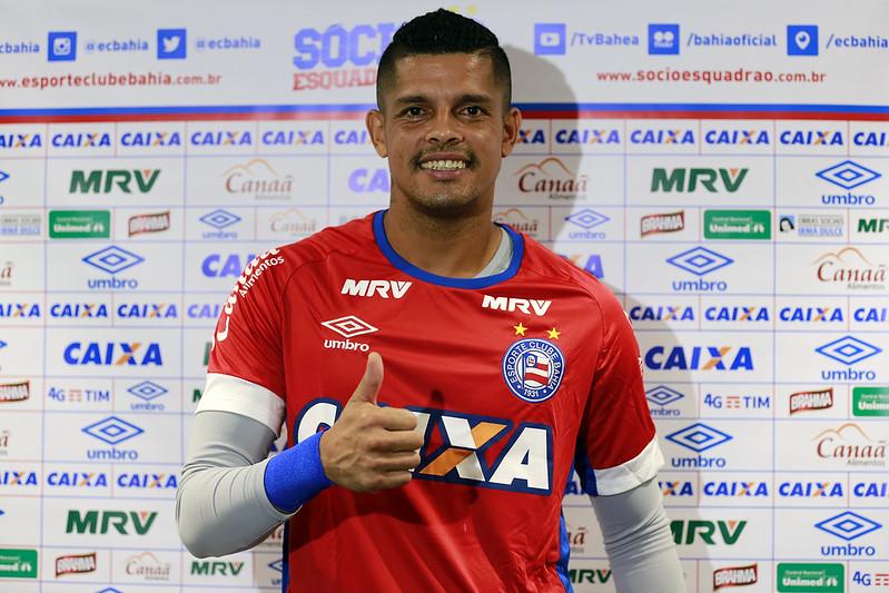 Treino na Fonte Nova em 08/04/2017 por Felipe Oliveira