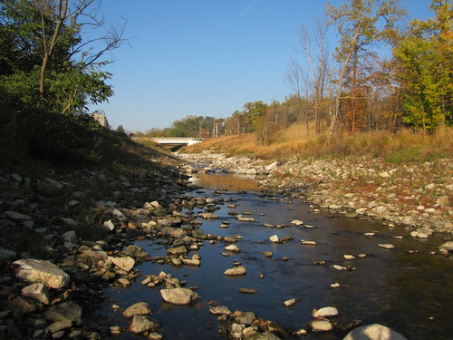 Lower West Creek Restoration