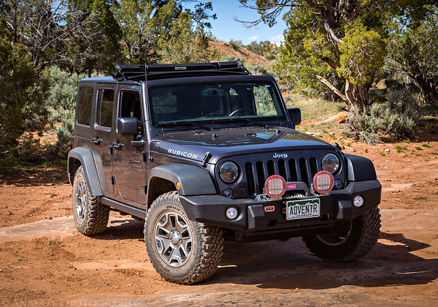 ADVENTR Jeep