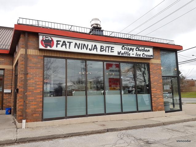 Fat Ninja Bite exterior