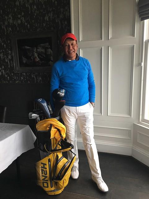 Golf fashion day 1