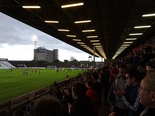 Bohemians Dublin 0:2 Cork City