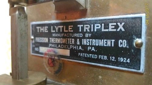 The Lytle Triplex