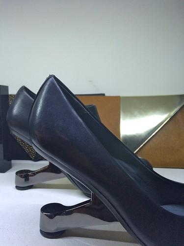 Nude Shoe Shopping