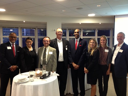 New York Reception Welcoming Dean Baynes—October 8, 2014 | by University of Houston Law Center