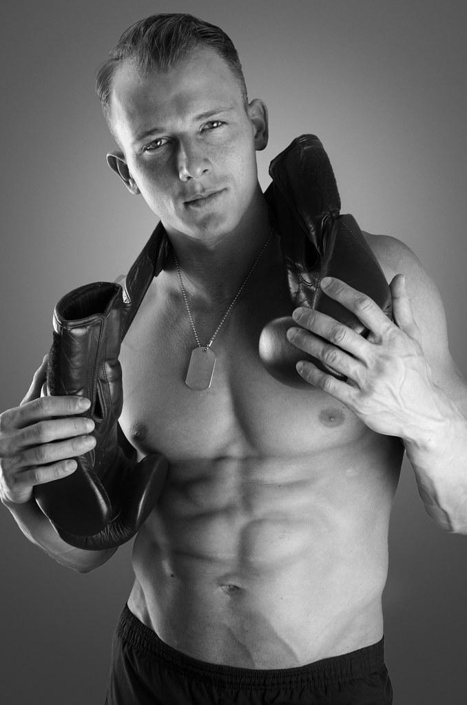 Daniel T, the boxer