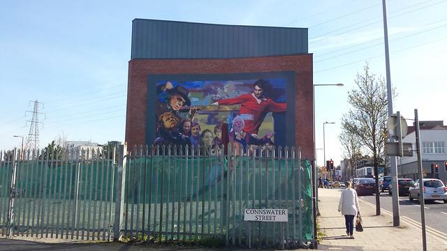 The murals of Northern Ireland