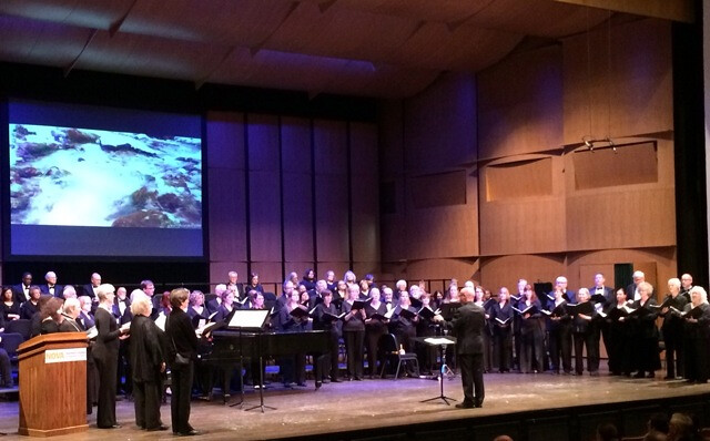 World Water Day - Chamber Choir