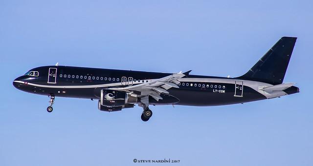 Cubana LY-COM Airbus A320-212 IMG_7829