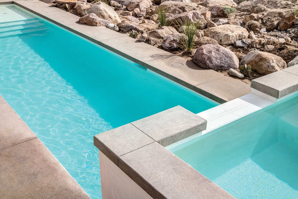 Modern desert villa by o2 Architecture and Al Beadle complete in Palm Springs Sundeno_02
