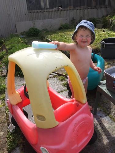 Car chores