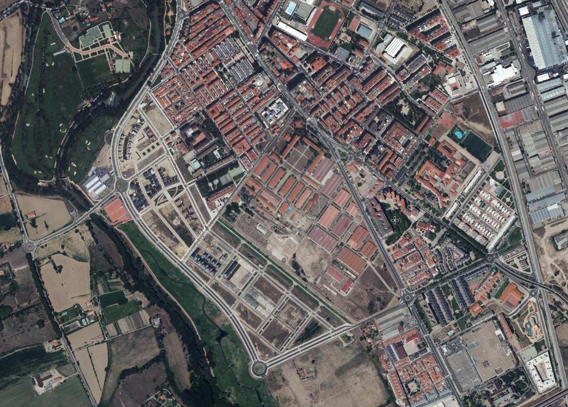 palencia, presidente después, urbanismo, planeamiento, urbano, desastre, urbanístico, construcción, rotondas, carretera