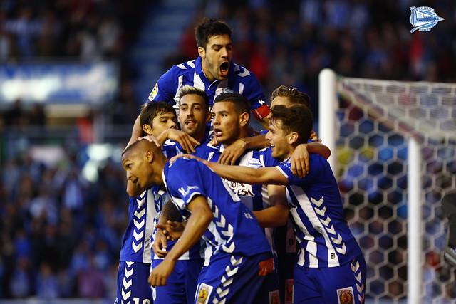 J. 28: Deportivo Alavés - Real Sociedad