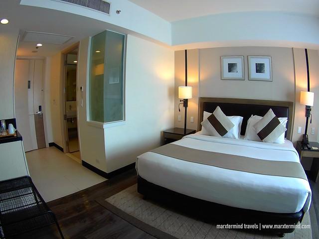 My Deluxe Room at Seda Abreeza Davao Hotel