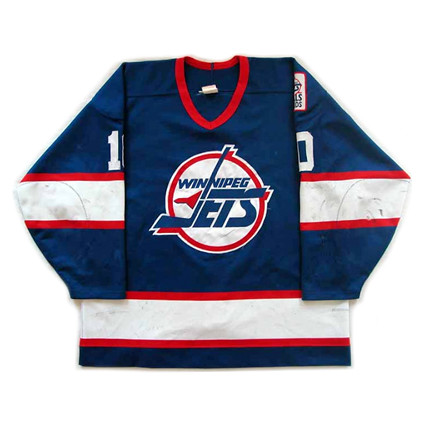 Winnipeg Jets 1993-94 F jersey