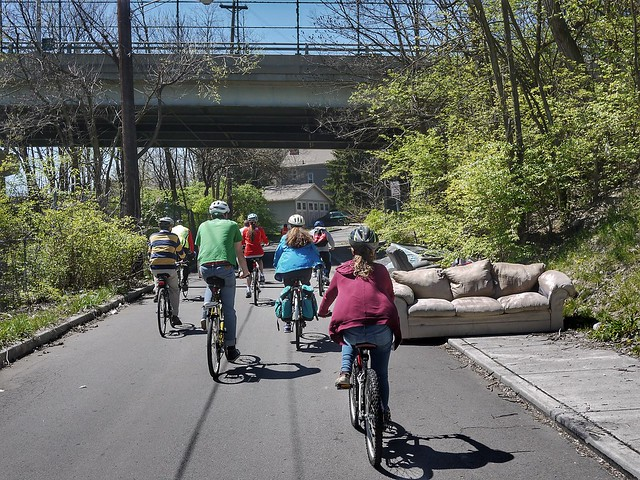 Cincinnati Connects Uptown Ride