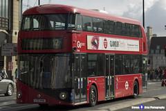Wrightbus NRM NBFL - LTZ 1446 - LT446 - 12 - Go Ahead London - London 2017 - Steven Gray - IMG_8367