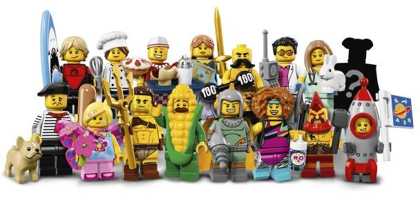 LEGO Collectible Minifigures Series 17