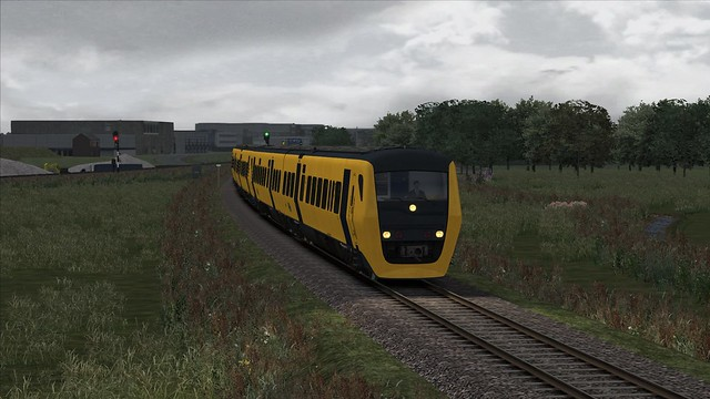 Train Simulator 2017, Leeuwarden - Mantgum DM'90