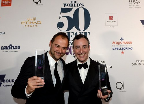 EMP #1 World's 50 Best Restaurants 2017