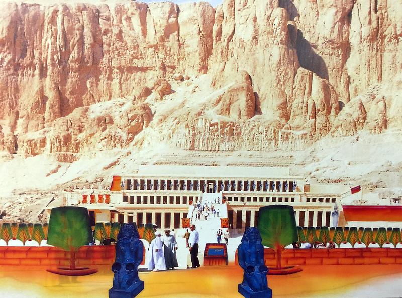 1-31-復元ハトシェプスト神殿