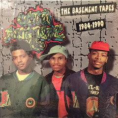 ULTRAMAGNETIC MC'S:THE BASEMENT TAPES 1984-1990(JAKCET A)