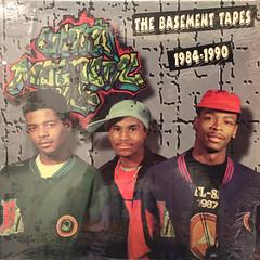 ULTRAMAGNETIC MC'S:THE BASEMENT TAPES 1984-1990(JAKCET A)