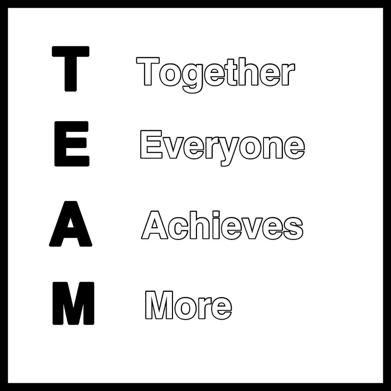 TeamTogetherEveryoneAchievesMore, team, group, ryhmä, flight attendant, cabin crew, lentoemäntä, matkustamo henkilökunta, together everyone achieves more, quote, quotes, sanonta,