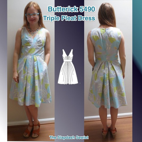 Butterick 5490 Thumbnail | by sewyerown