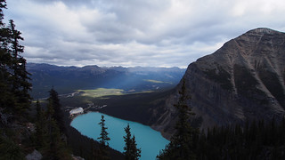 Chateau Lake Louise from Big Beehive | by Wilson Hui