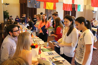 Study Abroad Fair | by roanokecollege