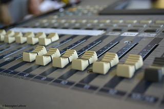 J3-Table de mixage