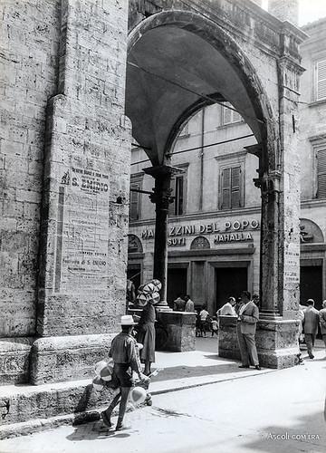 ascoli com 39 era magazzini del popolo tessuti mahalla