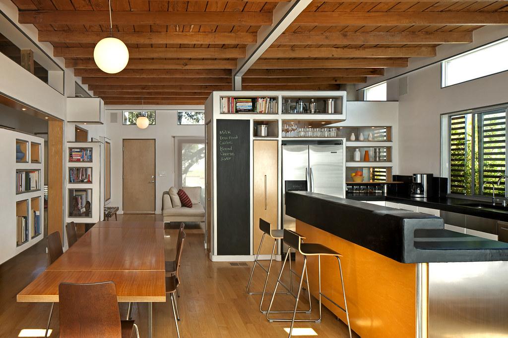 Sustainable Kitchen | Three Trees House Passive daylighting,… | Flickr