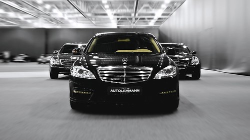 Mercedes-Benz S65 AMG & 2x Maybach | by RaY29rus