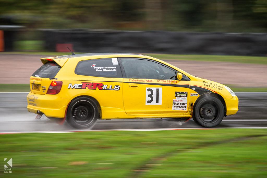 Honda Civic Type R Ep3 Rally Car Richard Raw Flickr