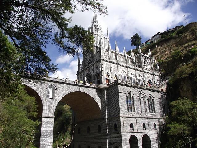 Santuario Nuestra Señora de Las Lajas (Ipiales, Nariño)