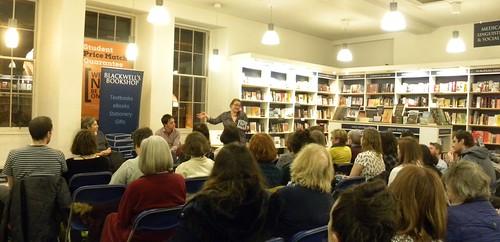 Ann Landmann with Debi Gliori and Andrew Eaton-Lewis