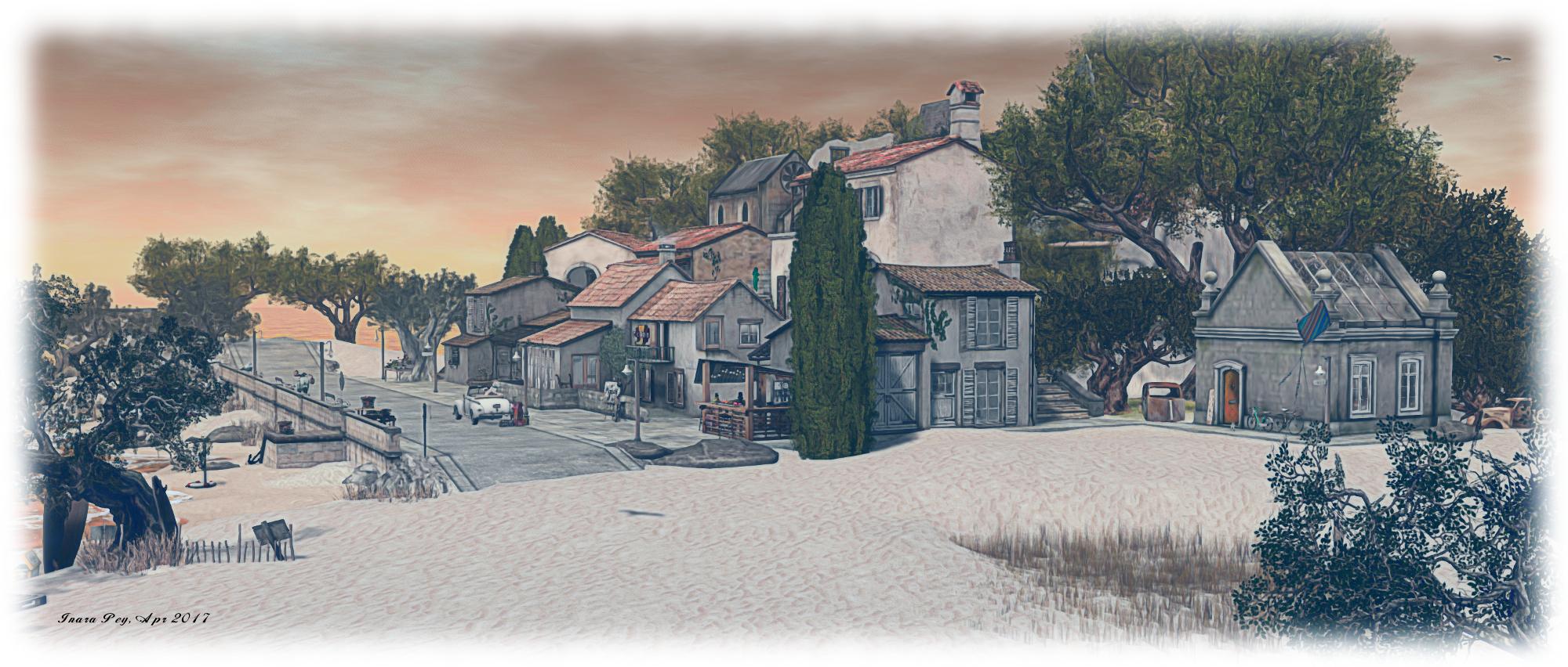 Maison de lamitie in second life