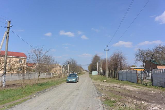 Вересневе_земля_вулиця_Набережна_ОДА
