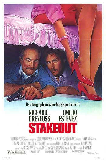Stakeout - Poster 2