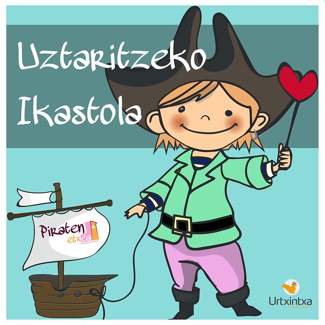 Egonaldi Pirata. Uztaritzeko Ikastola. 2017-04-10/11