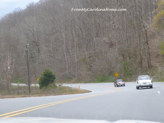 Lake Lure / Tryon NC Drive