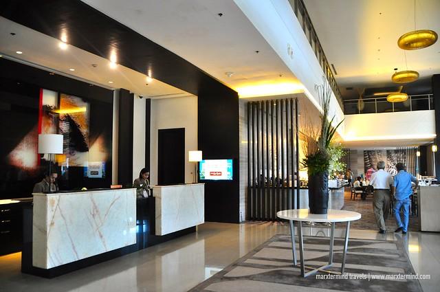 Seda Abreeza Davao Hotel Lobby