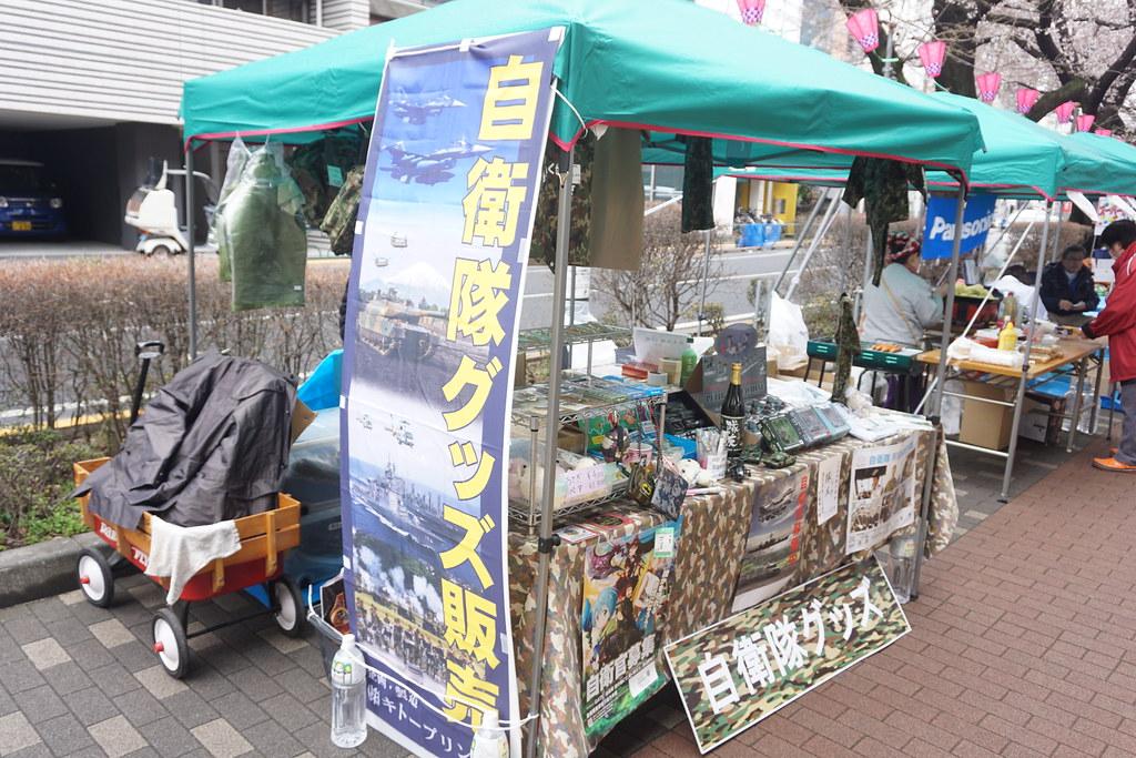 桜台のさくら祭り(桜台)