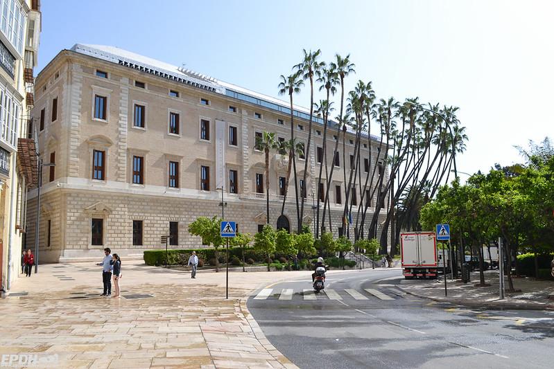 La casa de la Aduana, un espléndido edificio para un gran museo