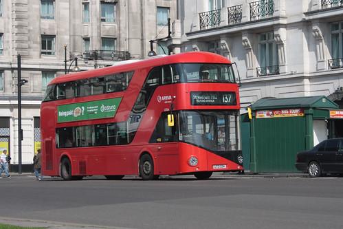 Arriva London LT334 LTZ1334