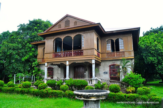 Old House in Silay City