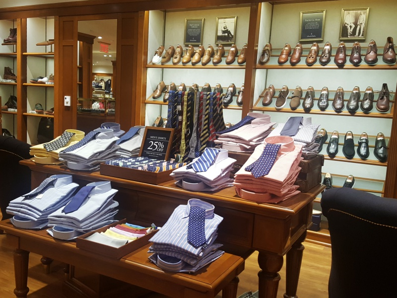 Brooks Brothers Toronto